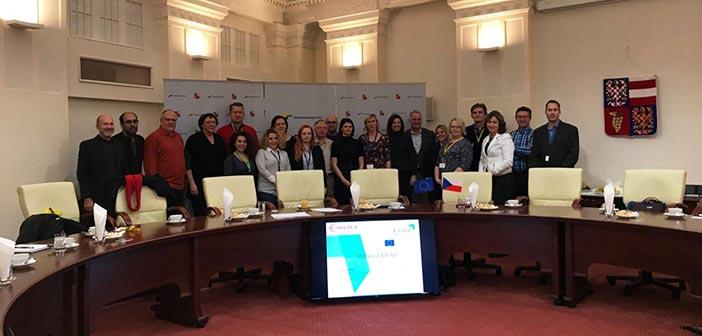 Συμμετοχή Περιφερειακού Ταμείου Ανάπτυξης Αττικής στο 1ο Διαπεριφερειακό Σεμινάριο του έργου E-COOL