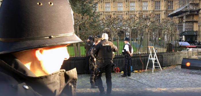 Συναγερμός στο Λονδίνο: Απόπειρα εισβολής στο βρετανικό κοινοβούλιο