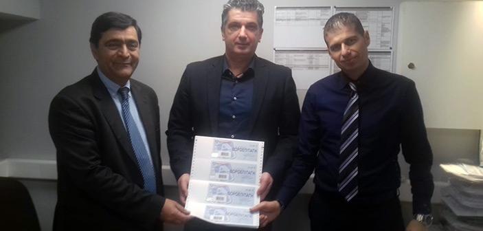 Δωροεπιταγές αλληλεγγύης από την «ΑΒ Βασιλόπουλος» στους ωφελούμενους των δομών κοινωνικής στήριξης