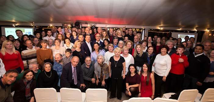 Ο Δήμος Κηφισιάς τίμησε τους εθελοντές του Αυθεντικού Μαραθωνίου της Αθήνας