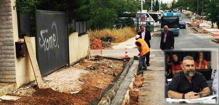 Β. Κάββαλος: Η διοίκηση του Δήμου Αμαρουσίου σχεδίασε, διεκδίκησε και έχει υλοποιήσει δεκάδες έργα ουσίας