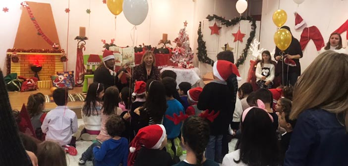 Πολλές εκπλήξεις στη χριστουγεννιάτικη γιορτή των παιδικών σταθμών Δήμου Λυκόβρυσης – Πεύκης