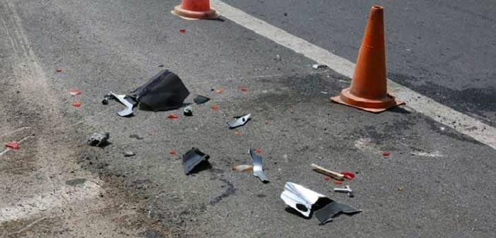Τροχαίο ατύχημα στην οδό Κηφισιάς – Τραυματίστηκε ο οδηγός