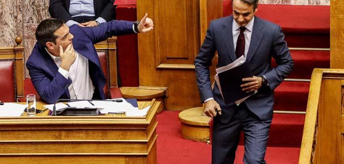 Βουλή: Τσίπρας – Μητσοτάκης διασταυρώνουν τα… ξίφη τους για τον προϋπολογισμό – LIVE