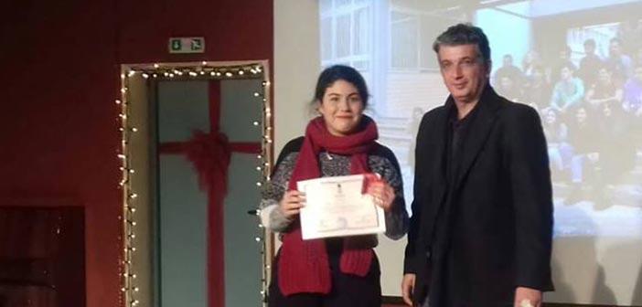 Βραβεύθηκαν οι νέοι φοιτητές από σχολεία του Δήμου Βριλησσίων