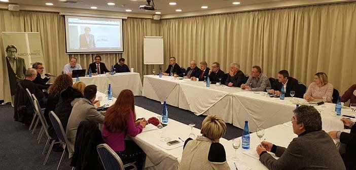 Πραγματοποιήθηκε το 1ο πολιτικό συμβούλιο του συνδυασμού Πάθος & Λύσεις για το Μαρούσι μας