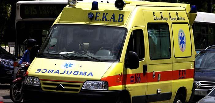 Πεντάχρονος καταπλακώθηκε από γκαραζόπορτα στο Νέο Φάληρο