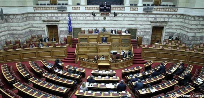 Βουλή: Στην τελική ευθεία η συζήτηση για την ψήφο εμπιστοσύνης