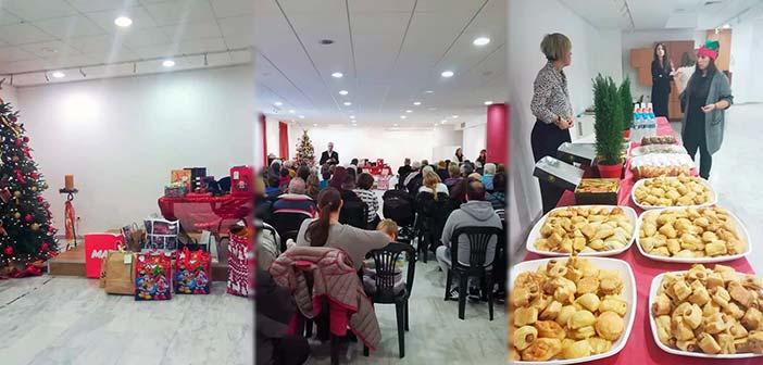 Επιτυχημένη χριστουγεννιάτικη εκδήλωση για τους ωφελούμενους του Κοινωνικού Παντοπωλείου