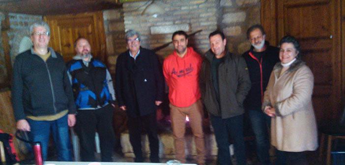 Συνάντηση μελών της Ενότητας με το Σωματείο Εργαζομένων Δήμου Αμαρουσίου