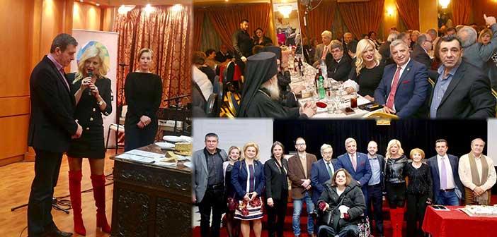 Σε εκδηλώσεις φορέων και συλλόγων του Αμαρουσίου η Μαρίνα Πατούλη-Σταυράκη