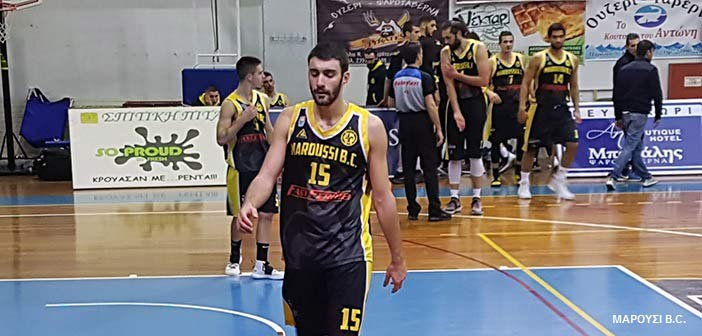 «Γρουσούζικη» η 13η αγωνιστική της Α2 μπάσκετ Ανδρών για Ψυχικό και Μαρούσι