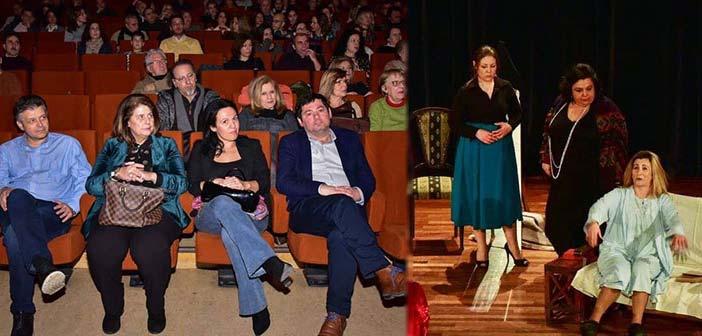 Στην παράσταση «Φλαντρώ» ο δήμαρχος Λυκόβρυσης - Πεύκης - Ενυπόγραφα a61a85c2565