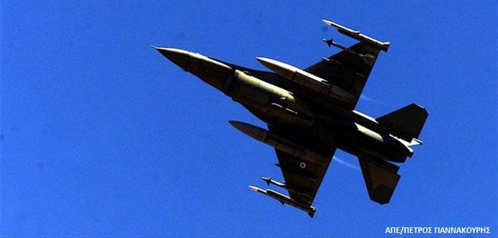 Αιγαίο: Μπαράζ παραβιάσεων και υπερπτήσεις από τουρκικά F-16
