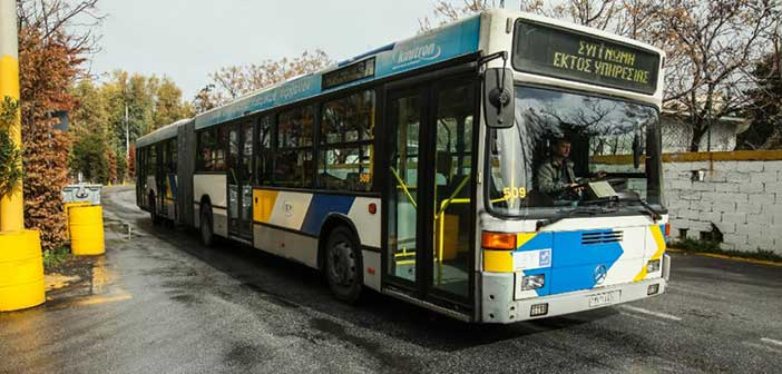 Πώς θα κινηθούν τα Μέσα Μαζικής Μεταφοράς