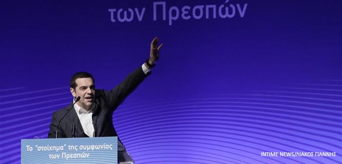 Αλ. Τσίπρας: Δεν υπολογίζουμε το πολιτικό κόστος, δεν κάνουμε πίσω
