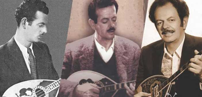 Το «Ουζερί Τσιτσάνη»… ζωντανεύει στο Πολιτιστικό Κέντρο Μπενετάτου
