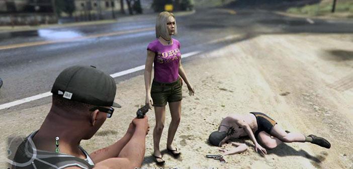 12χρονος βίασε την 6χρονη αδερφή του μιμούμενος το βιντεοπαιχνίδι Grand Theft Auto