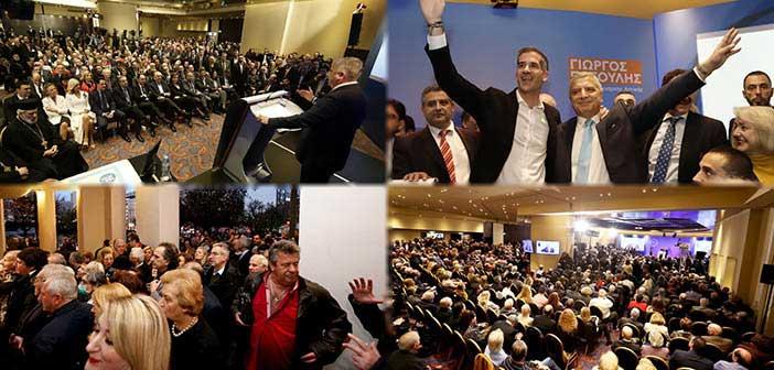 Γ. Πατούλης: Δώστε μου την ευκαιρία στην Περιφέρεια Αττικής και θα σας δικαιώσω