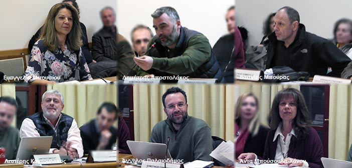 Οι έξι δημοτικοί σύμβουλοι που βγάζουν εκτός εαυτού τον δήμαρχο Πεντέλης