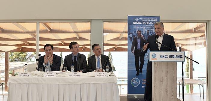 Γ. Πατούλης: Αναλαμβάνουμε την ευθύνη η Αττική να κάνει μια Νέα Αρχή και στην Πολιτική Προστασία