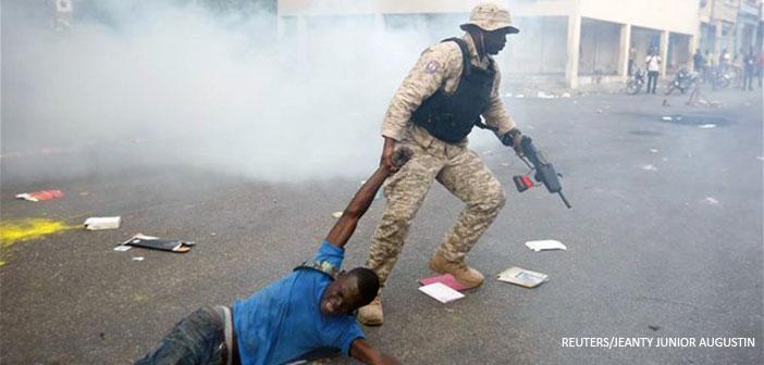 Πρόεδρος Αϊτής: «Ένοπλες συμμορίες» πίσω από τις διαδηλώσεις