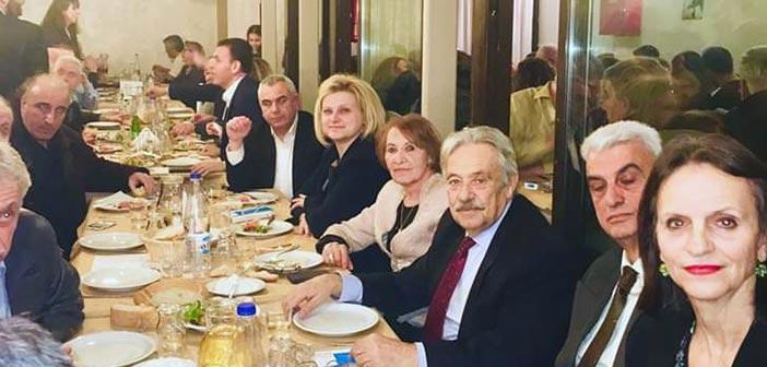 Συνεργασία με το νέο Δ.Σ. του Συλλόγου Εργατικών Κατοικιών Αμαρουσίου ζήτησε ο Π. Βραχνός