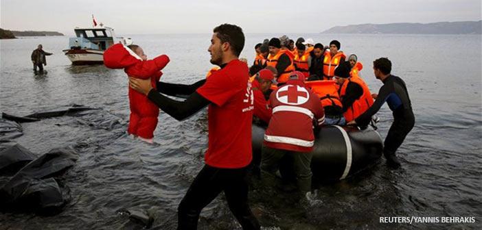 Η Ε.Ε. συνέβαλε να διασωθούν 730.000 πρόσφυγες