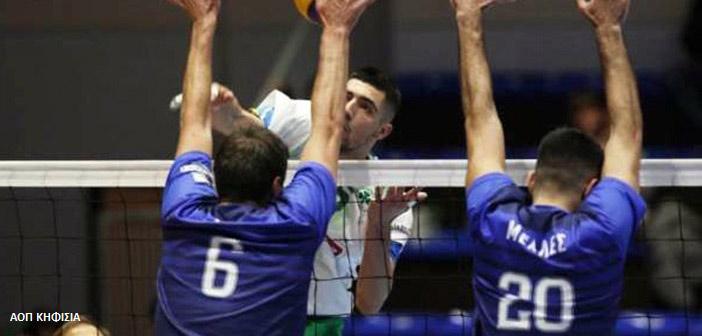 Volley League: Ήττα στο τάι μπρέικ του ΑΟΠ Κηφισιάς από τον Παναθηναϊκό στην τελευταία αγωνιστική
