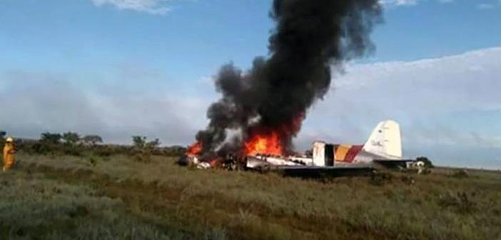 Συντριβή αεροσκάφους με 12 νεκρούς στην Κολομβία