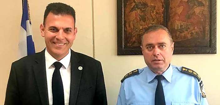Νέο σχέδιο για την ασφάλεια στο Μαρούσι οραματίζεται ο Γ. Καραμέρος