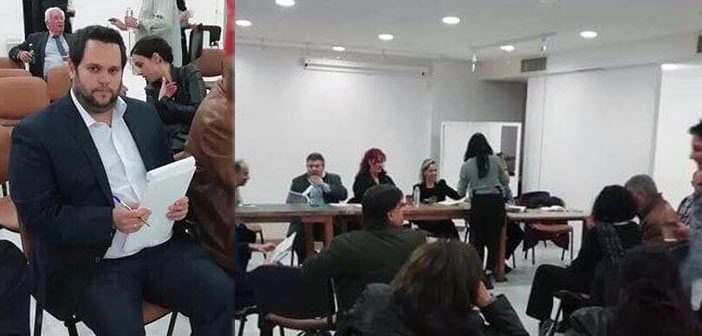 Πολίτες σε Δράση Λυκόβρυση-Πεύκη Μαζί: Οι παρεμβάσεις στη συνάντηση με την Ένωση Γονέων