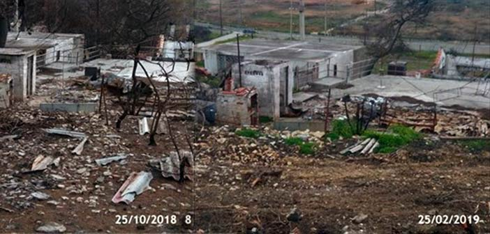 Μάτι: Η Επιτροπή Κατοίκων ζητεί να ξαναρχίσουν άμεσα οι εργασίες αποκομιδής του αμιάντου