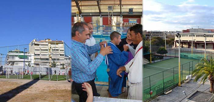 Γ. Ιωακειμίδης: Αθλητισμός για όλους με νέα γήπεδα