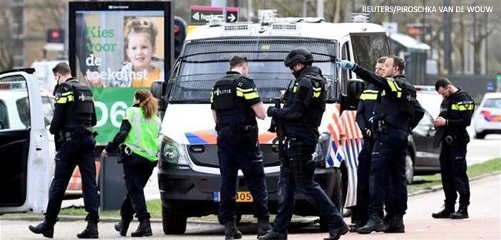 Ολλανδία: Συνελήφθη ο ύποπτος της επίθεσης στην Ουτρέχτη