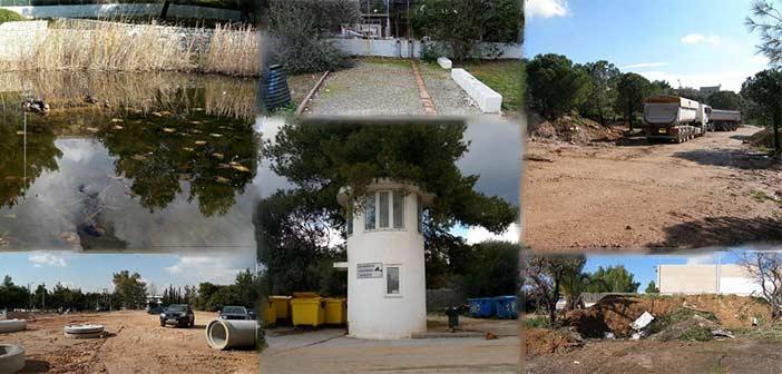 Νέα Πνοή: Το σχέδιο για ανάπλαση του πάρκου της πρ. Ναυτικής Βάσης στα Βριλήσσια