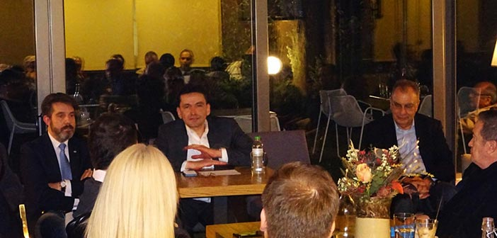 Στην Παιανία ο υποψήφιος περιφερειακός σύμβουλος Ανατ. Αττικής Ν. Πέππας