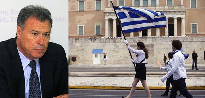 Γιάννης Σγουρός: Ορισμένοι έχουν αναφυλαξία σε οτιδήποτε ελληνικό
