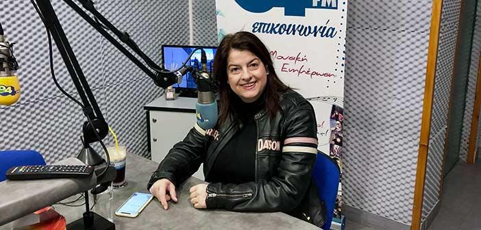 Αιμιλία Τζίβα: Δίνουμε όλοι μια αγκαλιά για τη Λέσβο