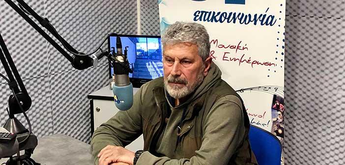Γ. Ζαχάρως: Ψήφος στο ΚΚΕ και τη Λαϊκή Συσπείρωση σε όλες τις εκλογές