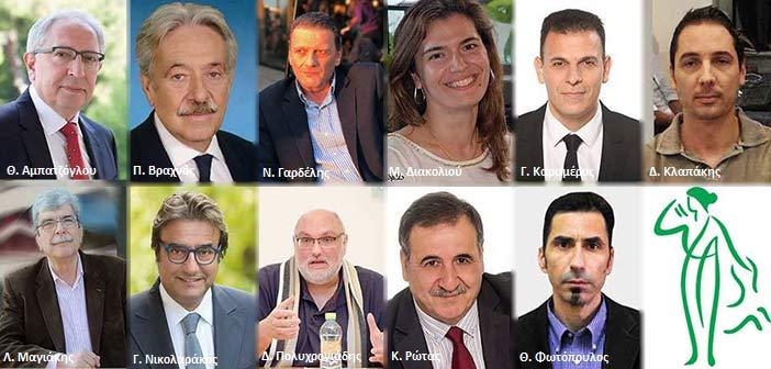ΑΥΤΟΔΙΟΙΚΗΤΙΚΕΣ ΕΚΛΟΓΕΣ 2019: Το «Ε» συζητά με τους υποψηφίους δημάρχους στο Μαρούσι