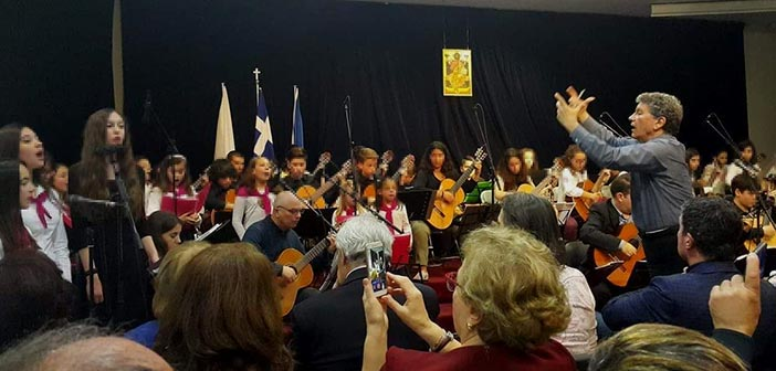 Ενθουσιώδης ανταπόκριση του κοινού στην πασχαλινή συναυλία του Δημοτικού Ωδείου Αμαρουσίου