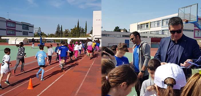 Δράσεις Kids Athletics στην 8η Ημερίδα Στίβου του Αθλητικού Κέντρου Δήμου Αμαρουσίου