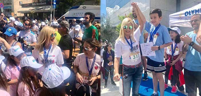 Ο Όμιλος για την UNESCO Βορείων Προαστίων στήριξε τον αγώνα δρόμου «Σπύρος Λούης»