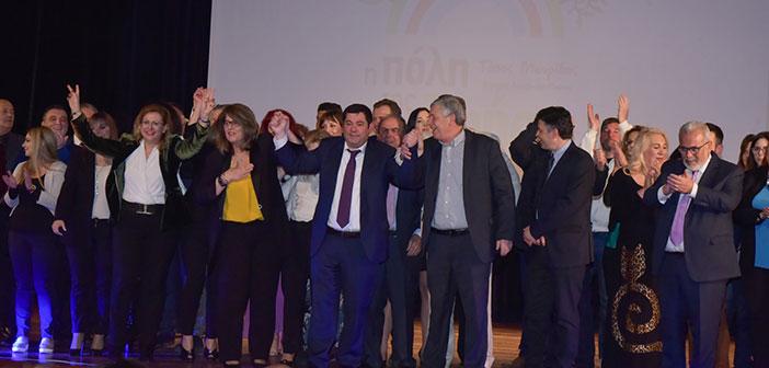 Τ. Μαυρίδης: Συνεχίζουμε πιο δυνατοί για την Πόλη της Ζωής Μας