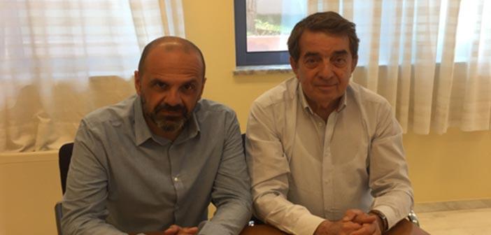 Υποψήφιος με τον Κ. Τίγκα ο Αθ. Πορτελάνος