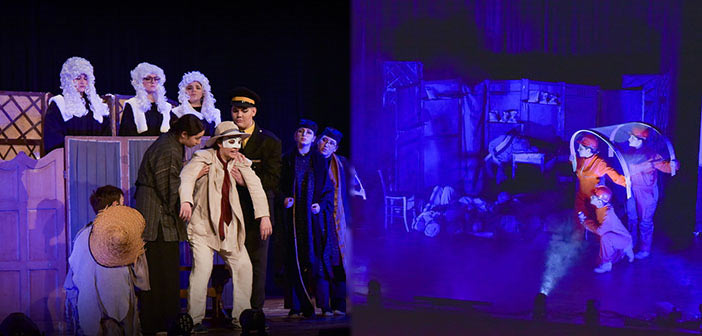 «Ο καλός άνθρωπος του Σετσουάν» εντυπωσίασε το κοινό στο Δημοτικό Θέατρο Πεύκης