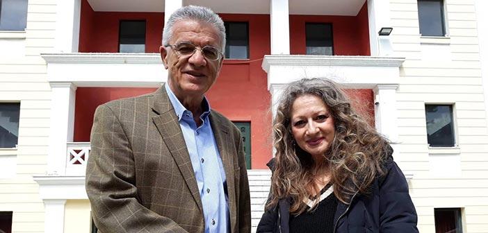 Με τη Συμμαχία Πολιτών η αρχιτέκτονας Νέλλη Μισθού-Σκουρή