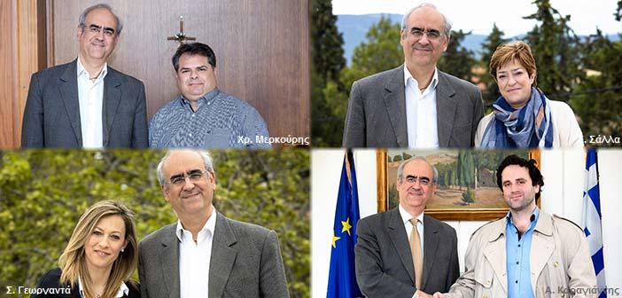 Τέσσερις νέες υποψηφιότητες με τον Γ. Θωμάκο