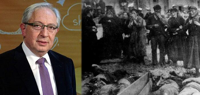 Θ. Αμπατζόγλου: Οφείλουμε και απαιτούμε τη διεθνή αναγνώριση της γενοκτονίας